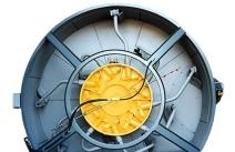 Sicoma pan or turbine mixer tank